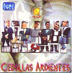 Cebollas Ardientes CD